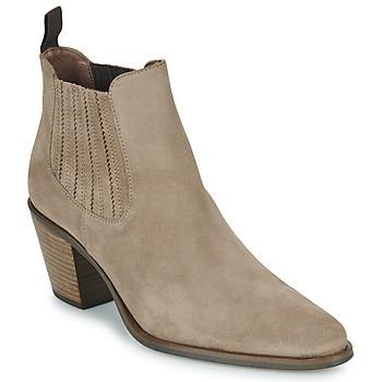 Schuhe Damen Low Boots Muratti RESEDA Maulwurf