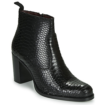 Schuhe Damen Low Boots Muratti RABASTENS Schwarz
