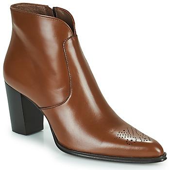 Schuhe Damen Low Boots Muratti RAINCHEVAL Braun