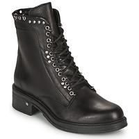 Schuhe Damen Boots Sweet Lemon Ratoya Schwarz