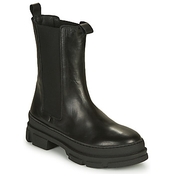 Schuhe Damen Boots Sweet Lemon Papila Schwarz