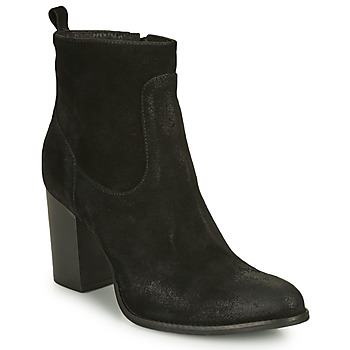 Schuhe Damen Low Boots Sweet Lemon Idia Schwarz