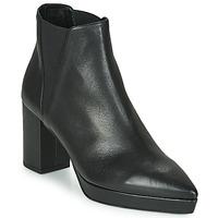 Schuhe Damen Low Boots Castaner OSKA Schwarz