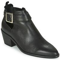 Schuhe Damen Low Boots Castaner GIGI Schwarz