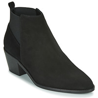 Schuhe Damen Low Boots Castaner GEORGIA Schwarz