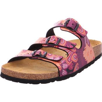Schuhe Damen Pantoffel Bold - 0001-1628 rot