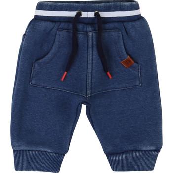 Kleidung Jungen 5-Pocket-Hosen Timberland T94736 Blau
