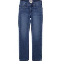 Kleidung Jungen Slim Fit Jeans Timberland T24B15 Blau
