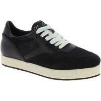 Schuhe Damen Sneaker Low Hogan HXW2680R7108TCB999 nero