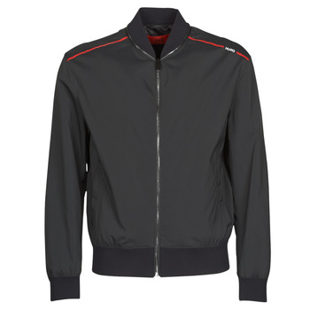 Kleidung Herren Jacken HUGO BRUCE2031 Schwarz