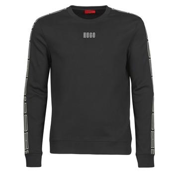 Kleidung Herren Sweatshirts HUGO DOBY203 Schwarz