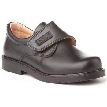 Schuhe Mädchen Slipper Angelitos  Noir