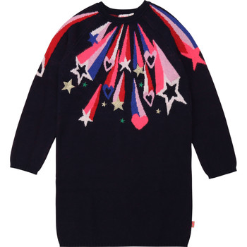Kleidung Mädchen Kurze Kleider Billieblush / Billybandit U12583 Blau