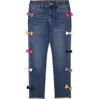 Kleidung Mädchen Slim Fit Jeans Billieblush / Billybandit U14406 Blau