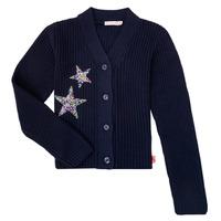 Kleidung Mädchen Strickjacken Billieblush / Billybandit U15758 Blau