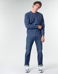 Kleidung Herren Straight Leg Jeans Levi's 501 Levi's ORIGINAL FIT Blau