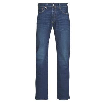 Kleidung Herren Straight Leg Jeans Levi's 501 Levi's ORIGINAL FIT Block / Crusher