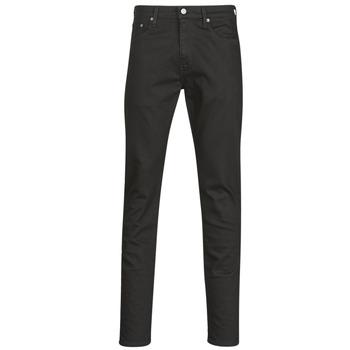 Kleidung Herren Slim Fit Jeans Levi's 512 SLIM TAPER Schwarz