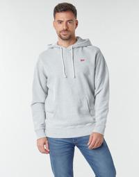 Kleidung Herren Sweatshirts Levi's NEW ORIGINAL HOODIE Eco / Grau