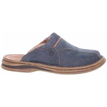 Schuhe Herren Pantoletten / Clogs Josef Seibel 10999751541 Graphit