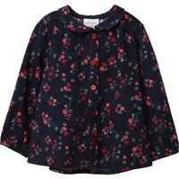 Kleidung Mädchen Tops / Blusen Carrément Beau Y95234 Blau