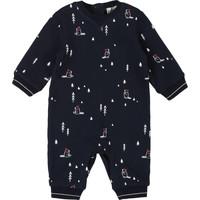 Kleidung Jungen Overalls / Latzhosen Carrément Beau Y94187 Blau