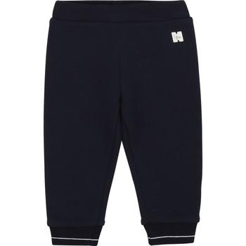 Kleidung Mädchen 5-Pocket-Hosen Carrément Beau Y94200 Blau