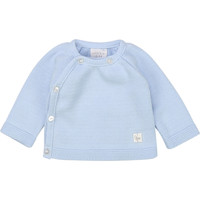Kleidung Jungen Langarmshirts Carrément Beau Y95232 Blau