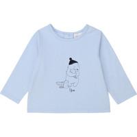 Kleidung Jungen Langarmshirts Carrément Beau Y95249 Blau