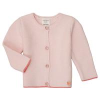 Kleidung Mädchen Strickjacken Carrément Beau Y95225 Rose