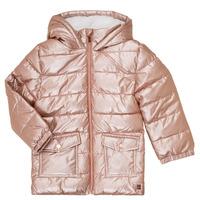 Kleidung Mädchen Daunenjacken Carrément Beau Y16085 Rose