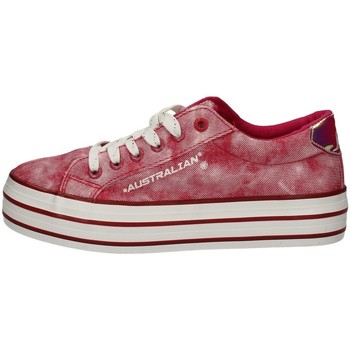 Schuhe Damen Sneaker Low Australian AU855 ROSA