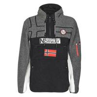 Kleidung Herren Fleecepullover Geographical Norway RIAKOLO Schwarz