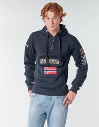 Kleidung Herren Sweatshirts Geographical Norway GYMCLASS Marine