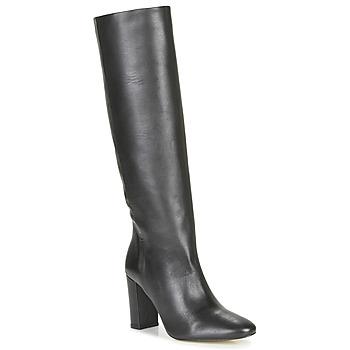 Schuhe Damen Klassische Stiefel Jonak CALIME Schwarz