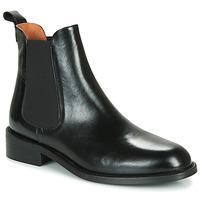 Schuhe Damen Boots Jonak DAGOS Schwarz