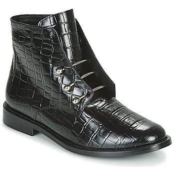 Schuhe Damen Boots Jonak DHAVLEN Schwarz