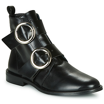 Schuhe Damen Boots Jonak DIAFO Schwarz