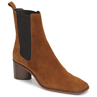 Schuhe Damen Low Boots Jonak BERGAMOTE Braun