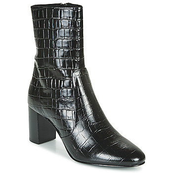 Schuhe Damen Low Boots Jonak DIDLANEO Schwarz