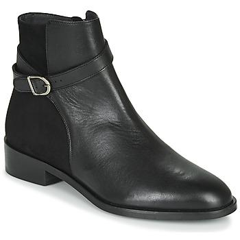 Schuhe Damen Boots Jonak DOBS Schwarz