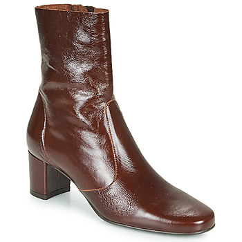 Schuhe Damen Low Boots Jonak DRIELLE Braun