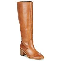 Schuhe Damen Klassische Stiefel Jonak MAMELI Camel