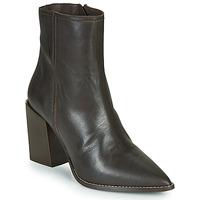 Schuhe Damen Low Boots Jonak PAOLINA Braun
