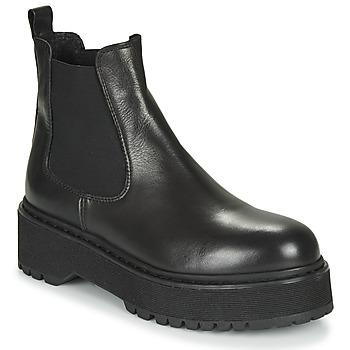 Schuhe Damen Boots Jonak RANIE Schwarz