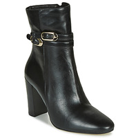 Schuhe Damen Low Boots Jonak  Schwarz