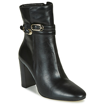 Schuhe Damen Low Boots Jonak VIANETTE Schwarz
