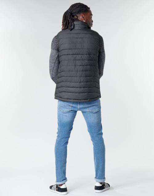 Columbia POWDER LITE VEST Schwarz - Kostenloser Versand |  - Kleidung Daunenjacken Herren 6799 qm8i5