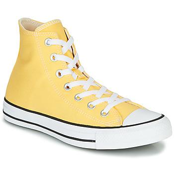 Schuhe Damen Sneaker High Converse CHUCK TAYLOR ALL STAR - SEASONAL COLOR Gelb