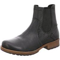 Schuhe Damen Low Boots Camel Active Stiefeletten 835.72.01 schwarz